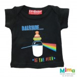 Camiseta Bebe Darkside Of Milk - Bebê Neutro