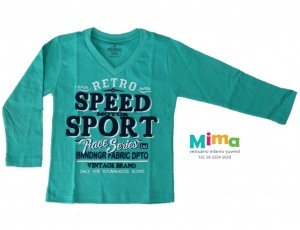 Camiseta Basica Speed Sport